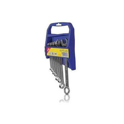 zestaw kluczy 8 szt 8-19 mm marki Erba
