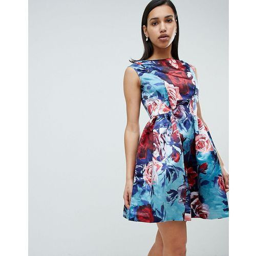 Closet london floral prom dress - multi