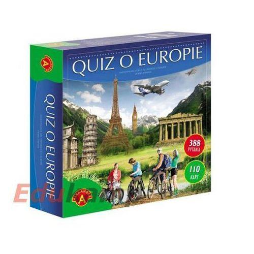 Alexander  gra quiz o europie
