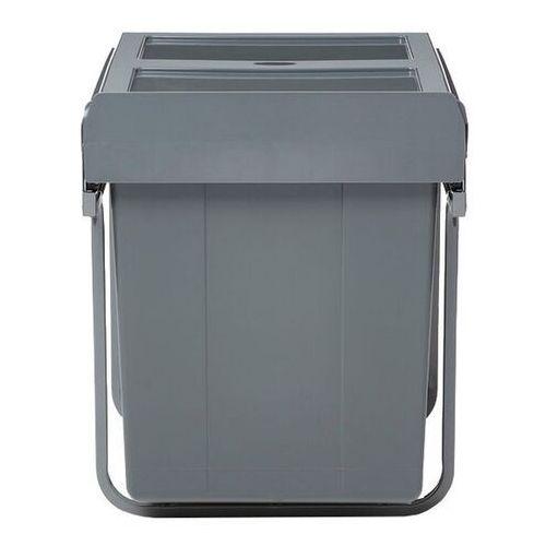 Pojemnik do segregowania odpadów GoodHome Vigote 2-komorowy (3663602633501)