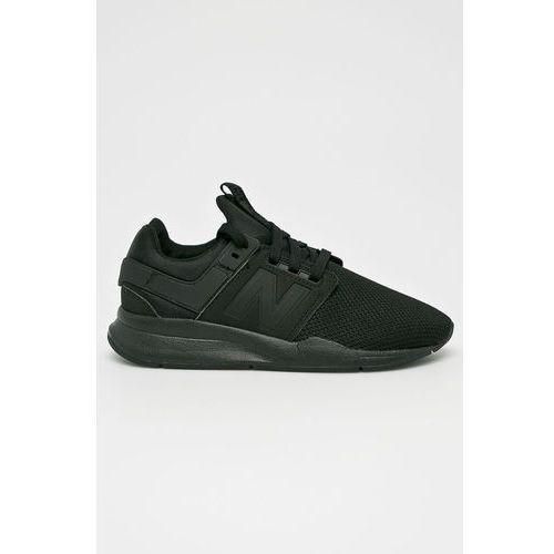 New balance - buty dziecięce kl247tmg