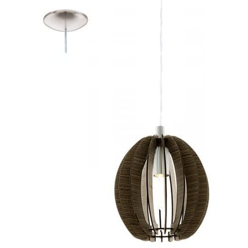lampa wisząca COSSANO śr. 19 cm, EGLO 94639