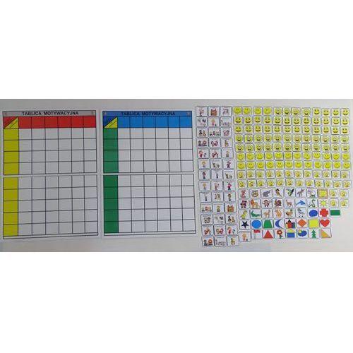 Bystra sowa Tablice motywacyjne dla grupy przedszkolnej (18 osobowa) tablica motywacyjna dla grupy przedszkolnej 18 osobowa