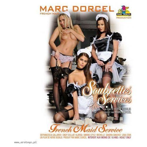 Dvd - soubrettes services marki Marc dorcel (fr)