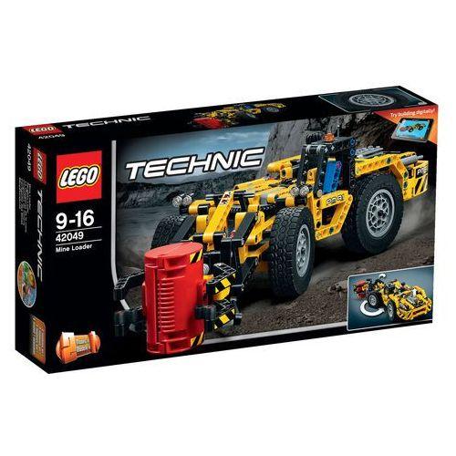 Lego TECHNIC Ładowarka 42049