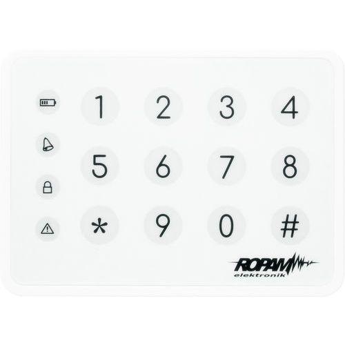 Klawiatura dotykowa strefowa Ropam TK-4W, TK-4W