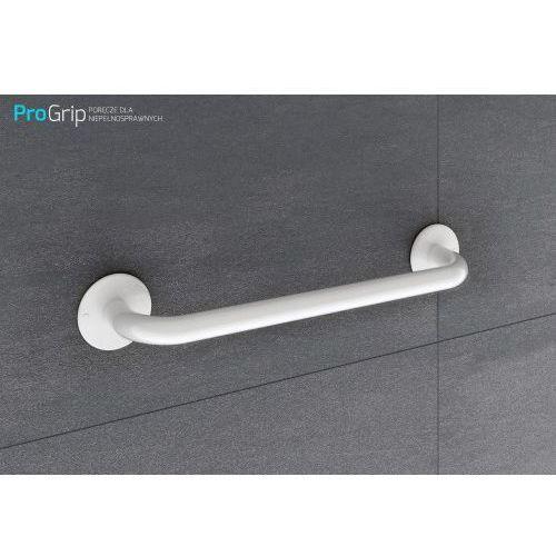 Poręcz dla niepełnosprawnych prosta Ø 25 mm, długość 500 mm, PSE/25/504