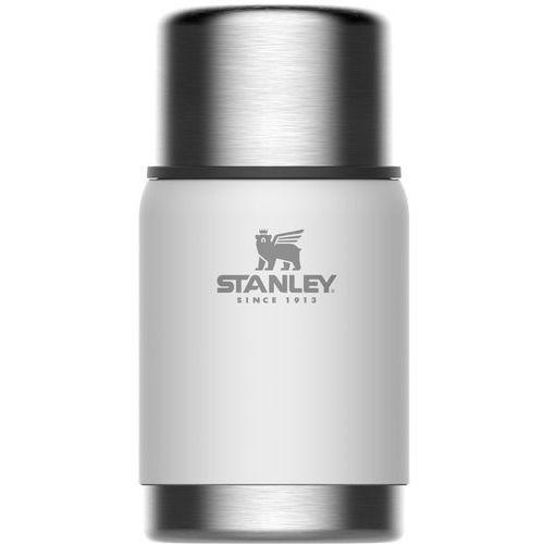 Termos obiadowy Stanley Classic Adventure 700ml biały