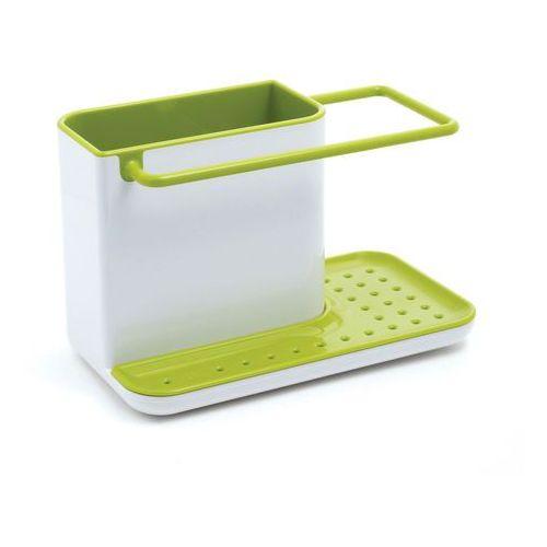 Joseph joseph Pojemnik na akcesoria do zmywania jj stojący biało-zielony (5028420850215)