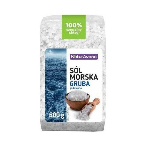 Sól morska gruba 500g (5908445470639)