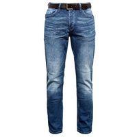 s.Oliver spodnie jeansowe męskie 34/34, niebieski, kolor niebieski