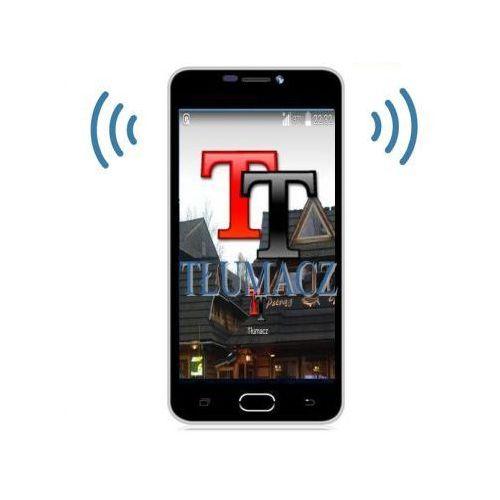 Profesjonalny Tłumacz Mowy (110-języczny!!) + Słownik + Smartfon + Aplik. Podróżnicze + Internet...