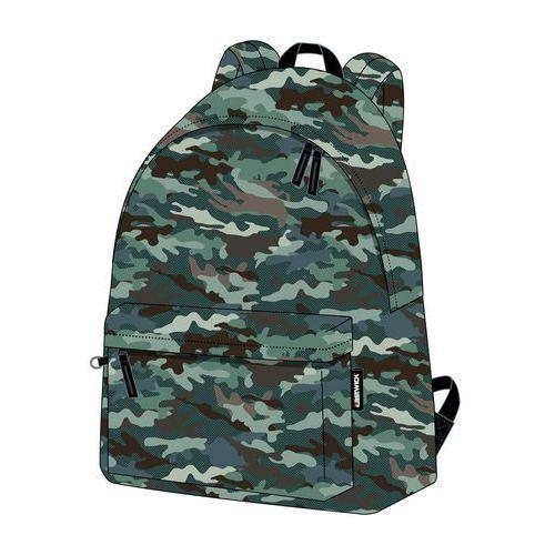 Plecak młodzieżowy kamuflaż eastwick marki J.m. inacio