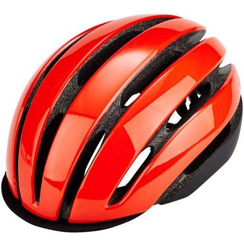 Giro aspect kask czerwony 51-55 cm kaski szosowe (0768686547461)