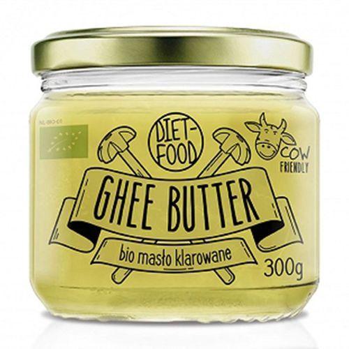 DIET-FOOD Ghee Butter (bio masło klarowane) 300g