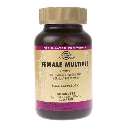 Solgar Female Multiple dla kobiet - 60 tabletek