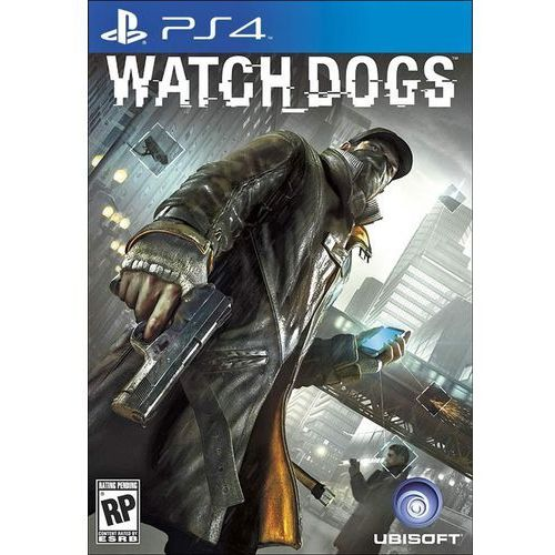 Watch Dogs, gra na PS4