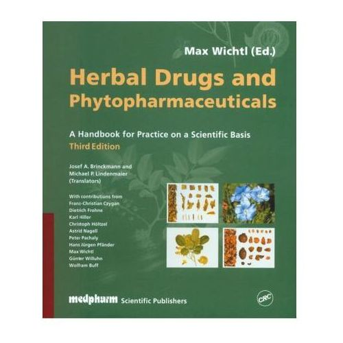 Herbal Drugs and Phytopharmaceuticals. A Handbook for practice on a Scientific Basis, pozycja wydawnicza