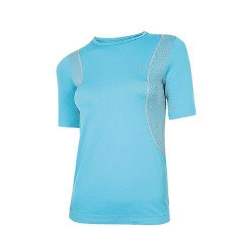 Brubeck ss00641 - damska koszulka (turkusowy)
