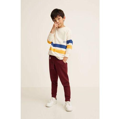 Mango kids - spodnie dziecięce franciap 104-164 cm
