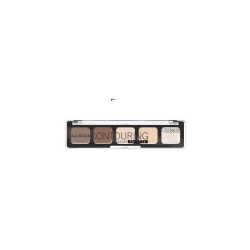 Catrice allround contouring palette (w) paleta do konturowania twarzy 6g