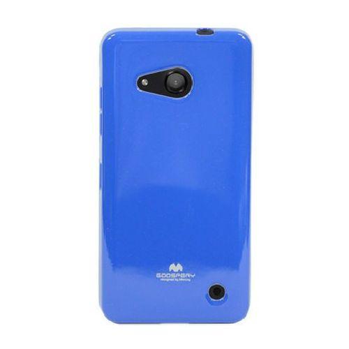 MERCURY JELLY Microsoft Lumia 550 niebieski - niebieski