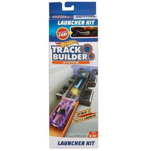 Hot wheels track builder zestaw wyrzutnia (0887961642964)