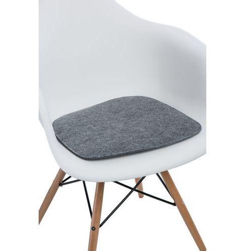 Poduszka na krzesło Arm Chair szara jas. MODERN HOUSE bogata chata