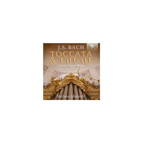 Bach Toccata & Fugue Famous Organ Music (Płyta CD)