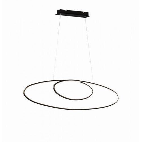 Trio Lampa wisząca leuchten avus led czarny, 1-punktowy - nowoczesny - obszar wewnętrzny - avus - czas dostawy: od 3-6 dni roboczych