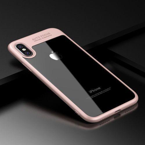 "Marka-24 Etui ""auto focus"" dla iphone 5, 5s i se - różowe - różowy \ iphone 5, 5s i se"
