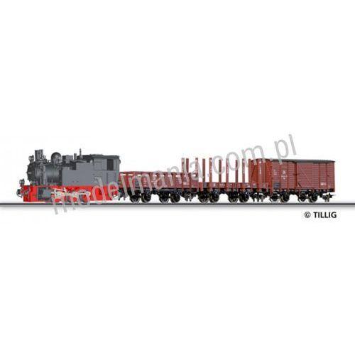 Zestaw pociąg towarowy br 99 6102  01272 marki Tillig