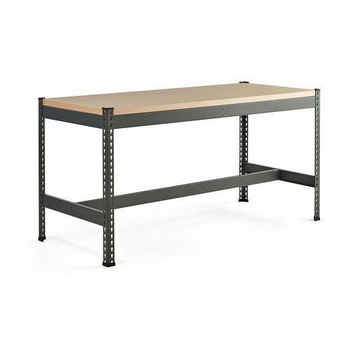 Stół warsztatowy combo, utwardzana płyta, 1840x775x915 mm marki Aj produkty