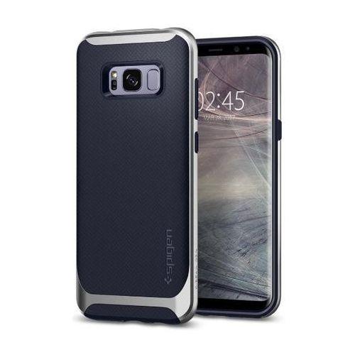 Spigen Neo Hybrid 571CS21652 Samsung Galaxy S8+ (silver arctic), kolor szary
