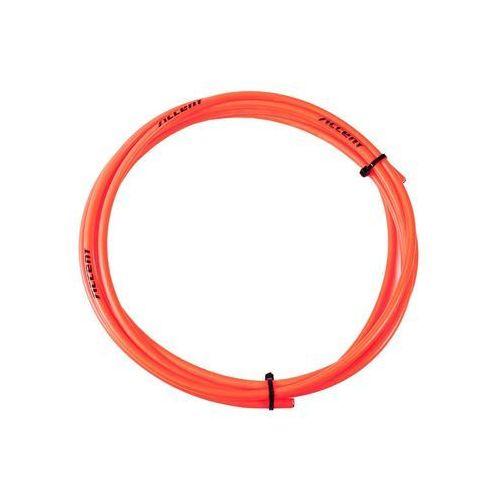 Accent 610-22-438_acc pancerz hamulcowy 5 mm - 3 metry pomarańczowy fluo (5902175647651)