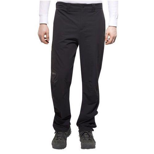 Marmot Scree Spodnie długie Mężczyźni czarny 32 2018 Spodnie wspinaczkowe (0785562230552)