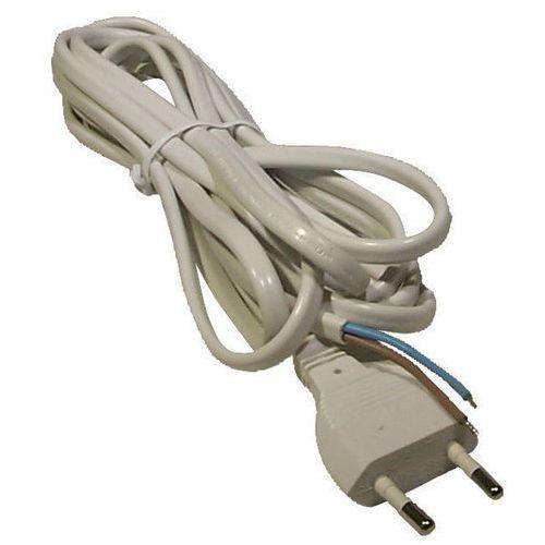 Przewód 2*0,75-h03vvh2-f 5m biały s15275 marki Emos