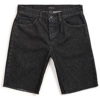 szorty BRIXTON - Labor 5-Pkt Denim Short Black (BLACK) rozmiar: 30, kolor czarny