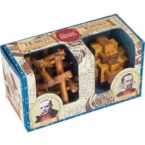 Professor Puzzle - Great Minds - Hubble & Kepler - Professor Puzzle (5060036534646)