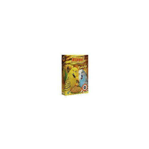 Vitapol  pokarm pełnowartościowy dla papużki falistej - granulat 1kg