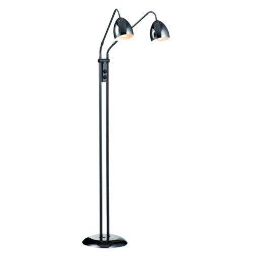 lampa podłogowa MOSSEBO czarny chrom BZL, MARKSLOJD 100100