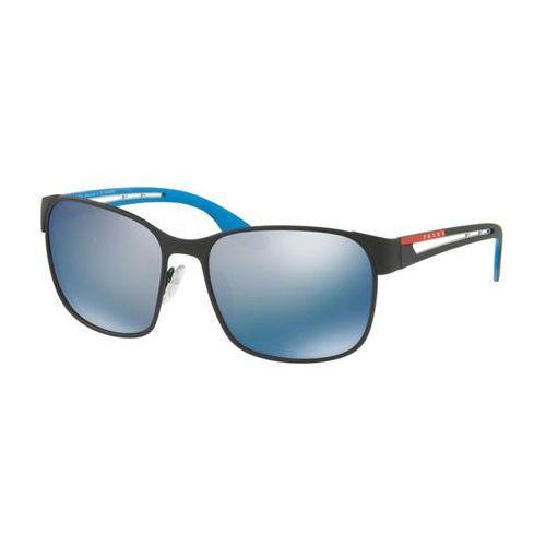 Okulary słoneczne ps52ts polarized dg02e0 marki Prada linea rossa