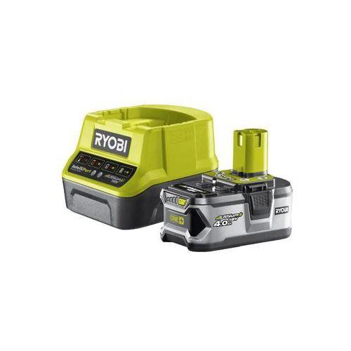 Zestaw akumulator i ładowarka RC18120-140 18 V 4.0 Ah RYOBI (4892210152145)