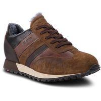 Sneakersy - alexis 28-506-12 nut/ebony/chocolate/black marki Lloyd