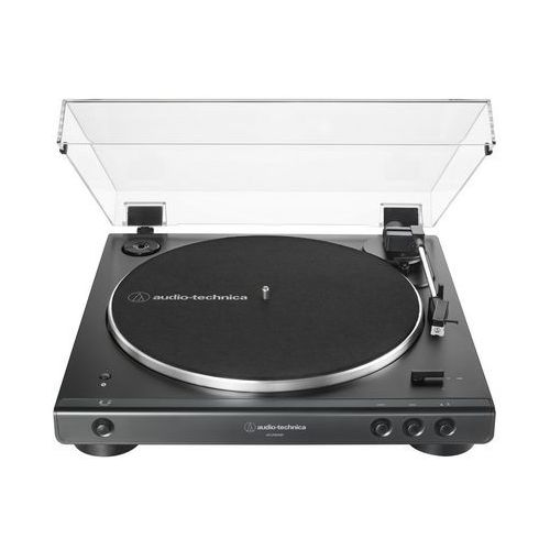 Audio-Technica gramofon AT-LP60xBT, czarny