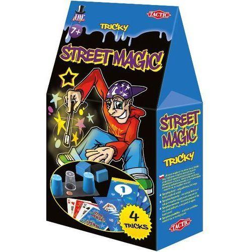 Tactic  gra street magic- niebieski (6416739019109)