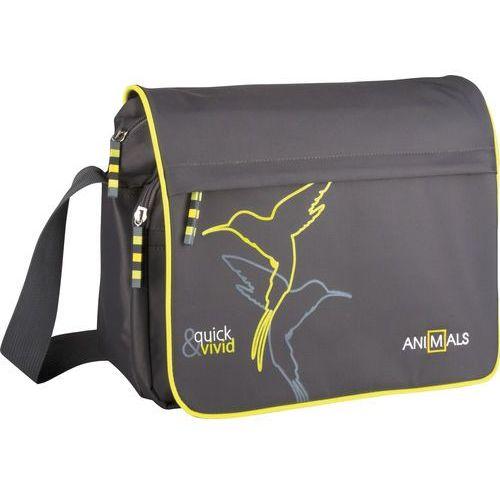 Torba na ramię  an-02 animals quick & vivid, marki Astra