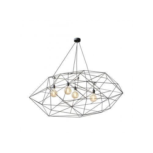 Lampa wisząca CUMULUS Czarna, 004048-003364