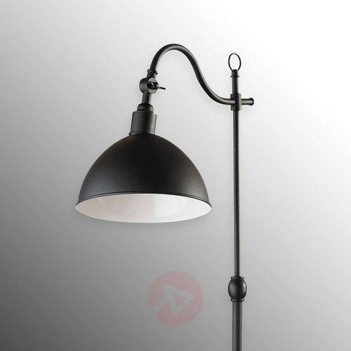 EKELUND 104346 - lampa podłogowa Markslojd, kolor czarny,