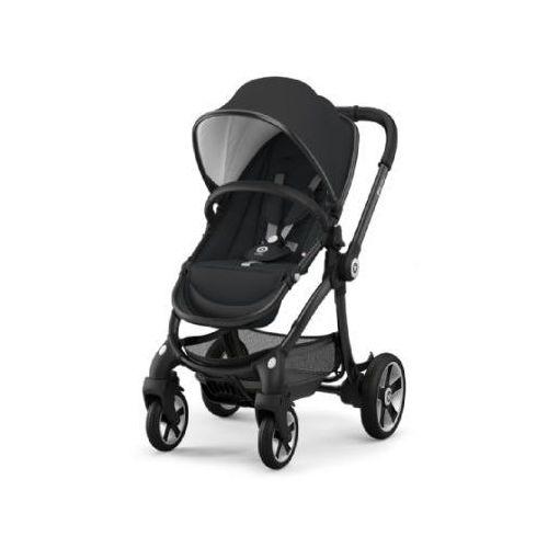 Kiddy wózek dziecięcy evostar 1 onyx black